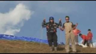 Flying in Himalaya