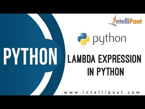 lambda python