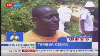 Tembea Kenya: Tabaka-Kisii ; Vinyago vyachongwa kwa mawe