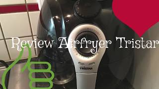 Review Airfryer Tristar