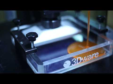 3dware Printing Resin