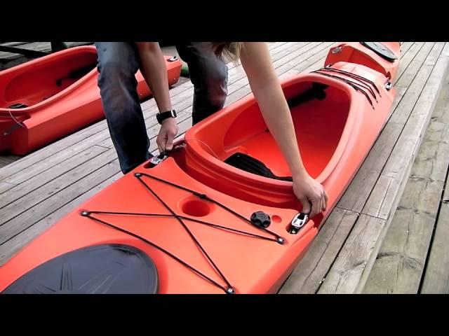 Mercury Modular Kayak by Point 65 Sweden