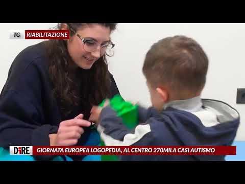 TG RIABILITAZIONE AGENZIA DIRE GIORNATA EUROPEA LOGOPEDIA