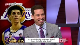 Is Lonzo Ball trying to separate himself from LaVar