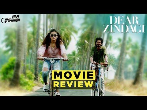 Dear Zindagi Review   Anupama Chopra   Film Companion