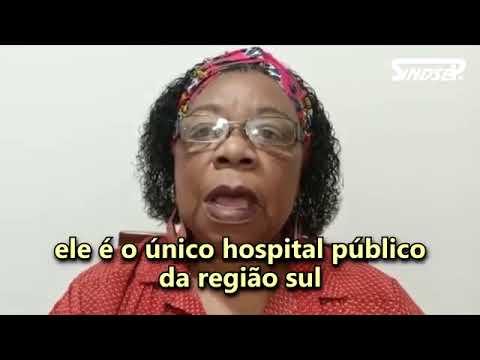 14 DE JULHO | Ato contra a terceirização do Hospital Municipal do Campo Limpo