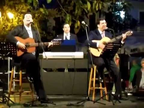 Οι αδελφοί Καραβιώτη στο Ληξούρι [video]