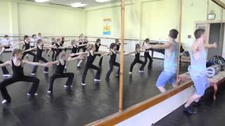 Джазовый танец для детей 9-10 лет