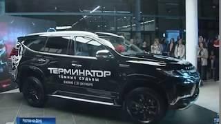 В новом ростовском дилерском центре ААА-моторс представили новый Mitsubishi Pajero Sport