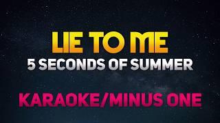 5sos lie to me karaoke - Thủ thuật máy tính - Chia sẽ kinh nghiệm sử