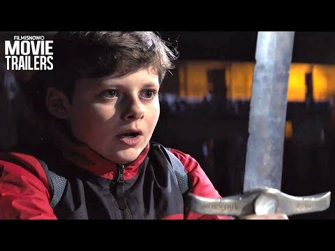 THE KID WHO WOULD BE KING Trailer NEW (2019) - Patrick Stewart Epic Adventure Movie