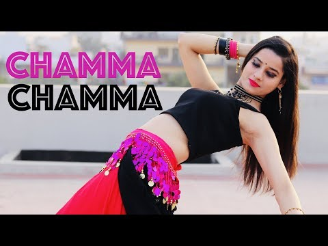 chamma chamma fraud saiyaan dance cover by kanishka talent