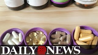 'Healthy' Supplements, Like Herbal Viagra Could Sicken Or Kill You