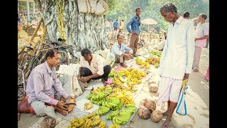 preview picture of video 'Rural Assam Market'