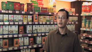 Business Video. The Health Food Center of Winter H
