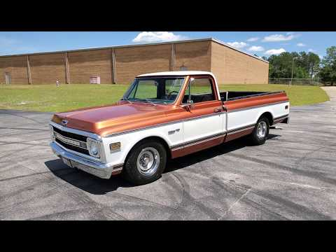 Video of Classic 1971 Chevrolet C10 located in Hope Mills North Carolina Offered by I-95 Muscle - Q2RE