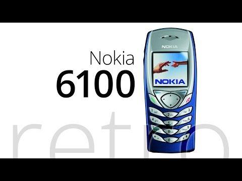 Retro: Nokia 6100
