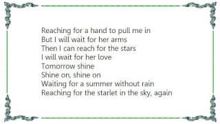 Feeder - Tomorrow Shine Lyrics