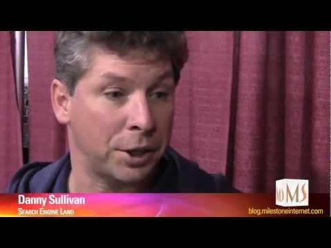Danny Sullivan Interview - Search Trends for 2012