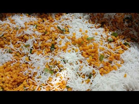Dal chawal palida Dal chawal palidu Gujarati recipe