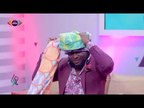 Can Nana Tuffour tie a headgear (duku) like Akumaa Mama Zimbi? | Upside Down