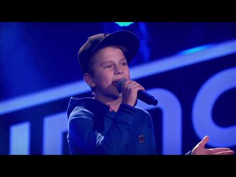 Bruno Mars - The Lazy Song (Sven) | The Voice Kids 2018 | SAT.1