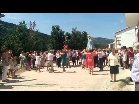 Santiago - Baile (La Aliseda de Tormes, Ávila)