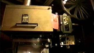 Cinerama returned to the USA in 1996, Neon Movie theater Dayton, Ohio.