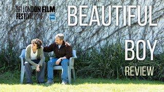 BEAUTIFUL BOY starring Timotheè Chamalet REVIEW | BFI London Film Festival 2018
