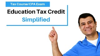 American Opportunity Credit   Lifetime Learning Credit   Income Tax Course   Tax Cuts and Jobs Act
