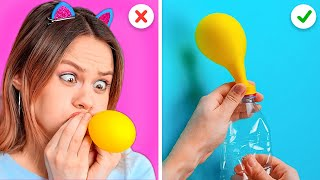 SUMMER PARTY HACKS AND DIYS! || Easy Party Tricks for Friends by 123 Go! Gold