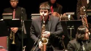 Max's Sax (All of Me)