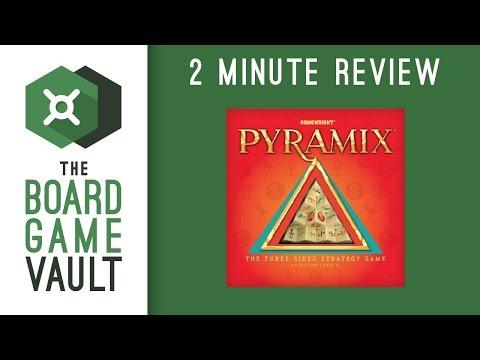 Pyramix - 2 Minute Review