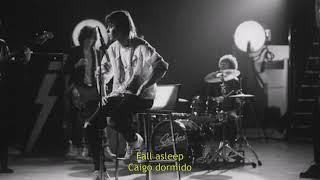 The Strokes - Fear of Sleep (Subtitulada Esp - Lyrics)