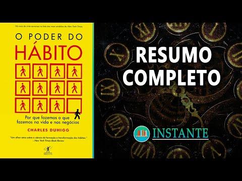 O Poder do Hábito | Charles Duhigg | Resumo Completo do Livro | Audiobook