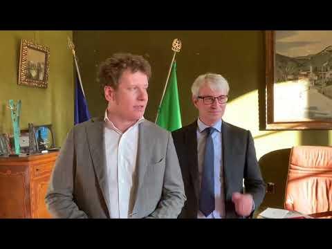 """Matteo Bianchi: """"Continua il mio impegno da deputato ma non abbandonerò Varese"""""""