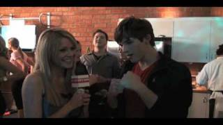 Download Video Matt Lanter, Shaun Sipos, Nancy O'Dell and MORE Talk Fitness at EA Sports Active for Life Event MP3 3GP MP4