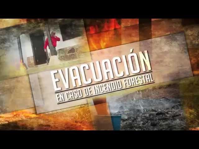 EVACUACIÓN EN INCENDIOS FORESTALES