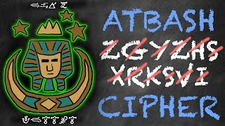 How To Decode A Message With An ATBASH Cipher [CODE CRACKING 101]