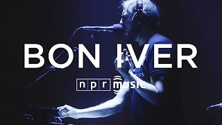 Bon Iver: Full Concert | NPR MUSIC FRONT ROW