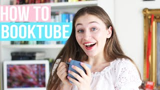 How To Start a Youtube Channel | Booktube Edition - Video Youtube