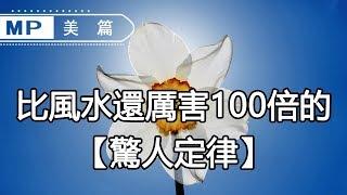 美篇:比風水還厲害100倍的【驚人定律】,45歲前讀懂,往後餘生從容...