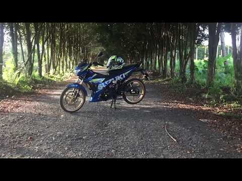 Suzuki Raider 150 Carb and R150 fi Touring Setup