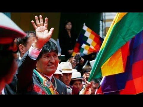 Проиграть видео - Боливия. Поступательное движение вперёд. Часть 1