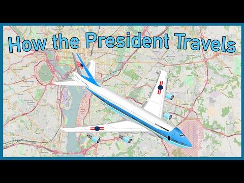 Kolik stojí přeprava prezidenta USA?