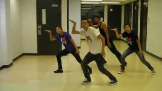 Tino Taing   Fearless Xpression Dance Crew   Practice - Dead and Gone [Travis Garland Remix]