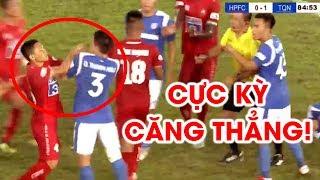 Màn ẩu đả Giữa Hải Phòng FC Và Than Quảng Ninh | 3 Phút Nóng Nhất Tại Lạch Tray | NEXT SPORTS