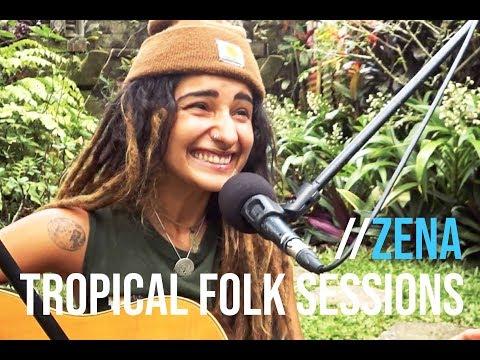 ZENA - DELETE (DMA's Cover) [ Tropical Folk Sessions ] #8 (видео)