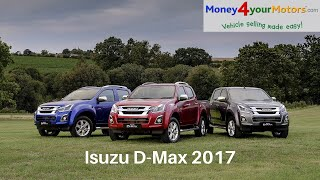 Isuzu D-Max 2017 Review