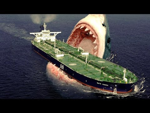 MEGALODON ALIVE IN THE MARIANA TRENCH?